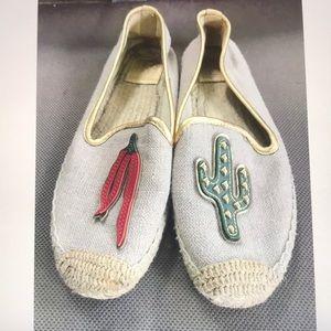Tory Burch Santa Fe pepper cactus espadrilles 7